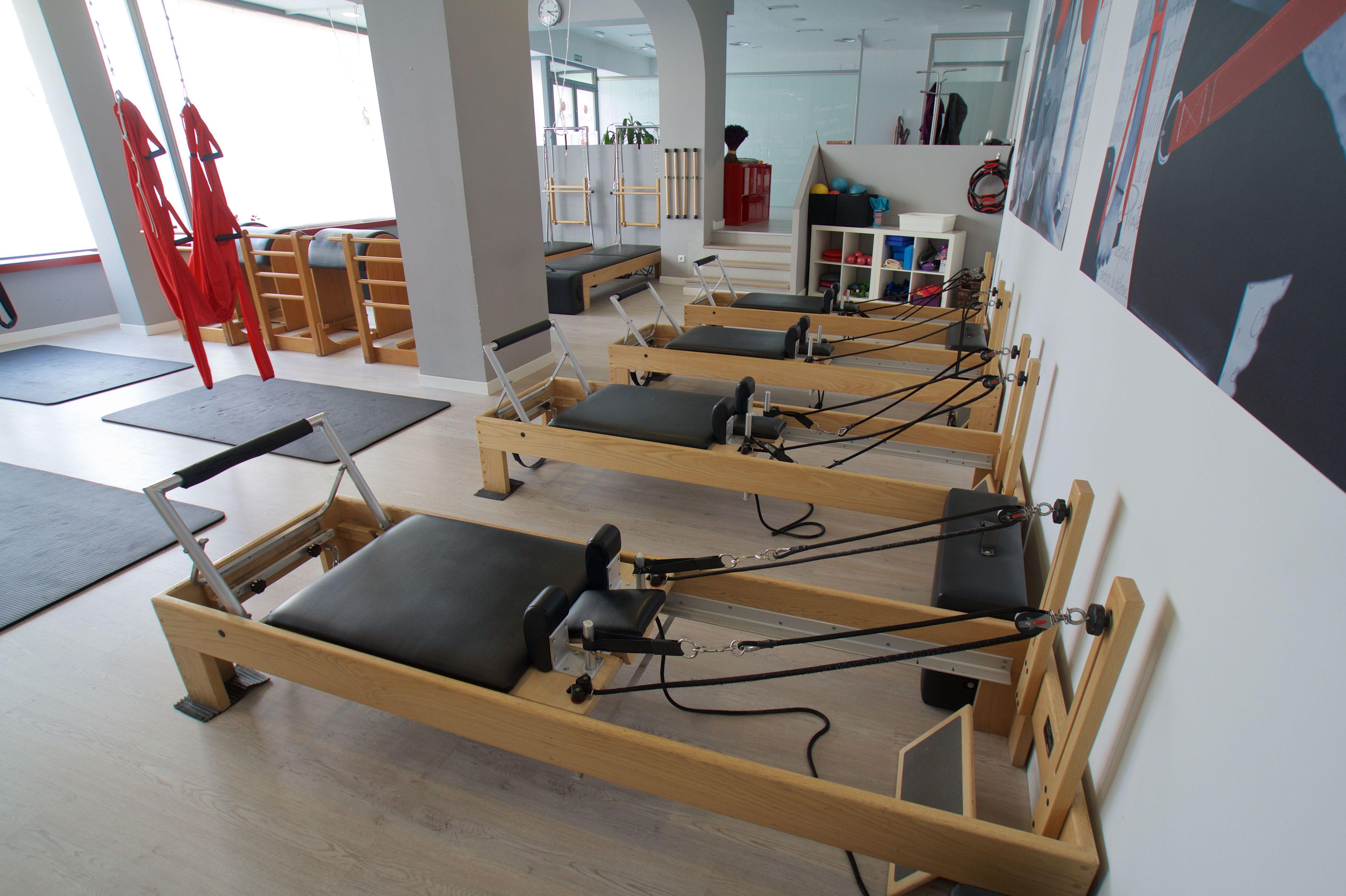 Centro de pilates con máquinas en Hortaleza