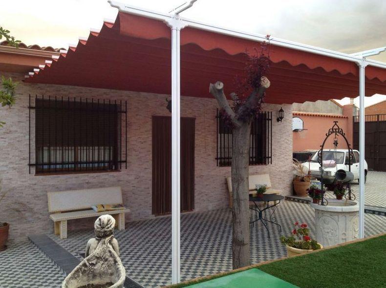 Foto 11 de Toldos en Fuenlabrada | Si Toldos
