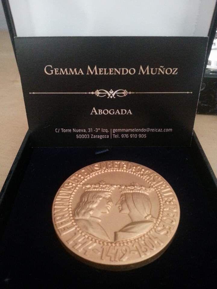 Gemma Melendo Muñoz Abogada