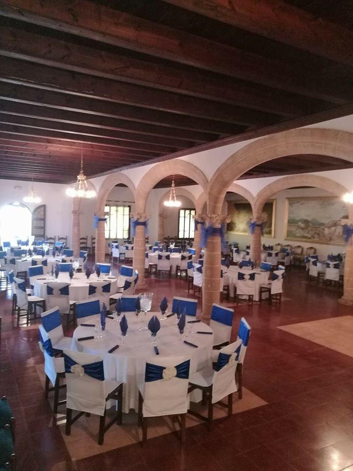Amplios salones en Palma de Mallorca