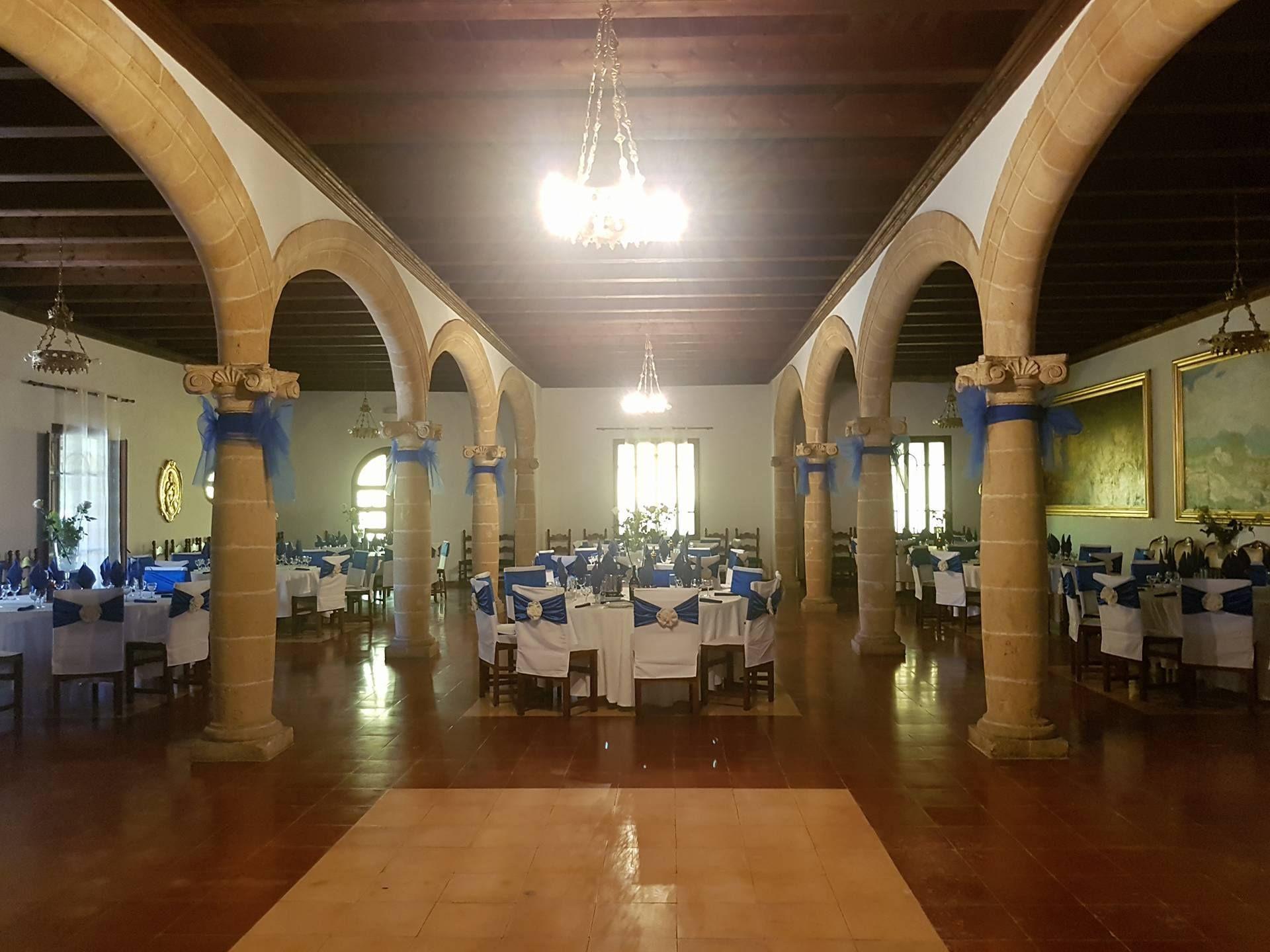 Enormes espacios donde celebrar tu evento en Mallorca