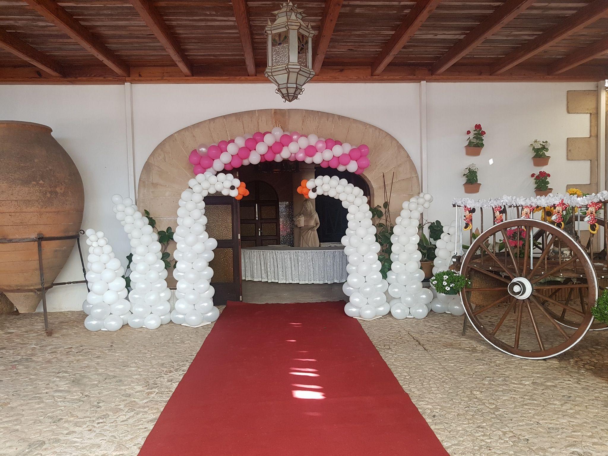 Celebración de todo tipo de eventos en Palma de Mallorca