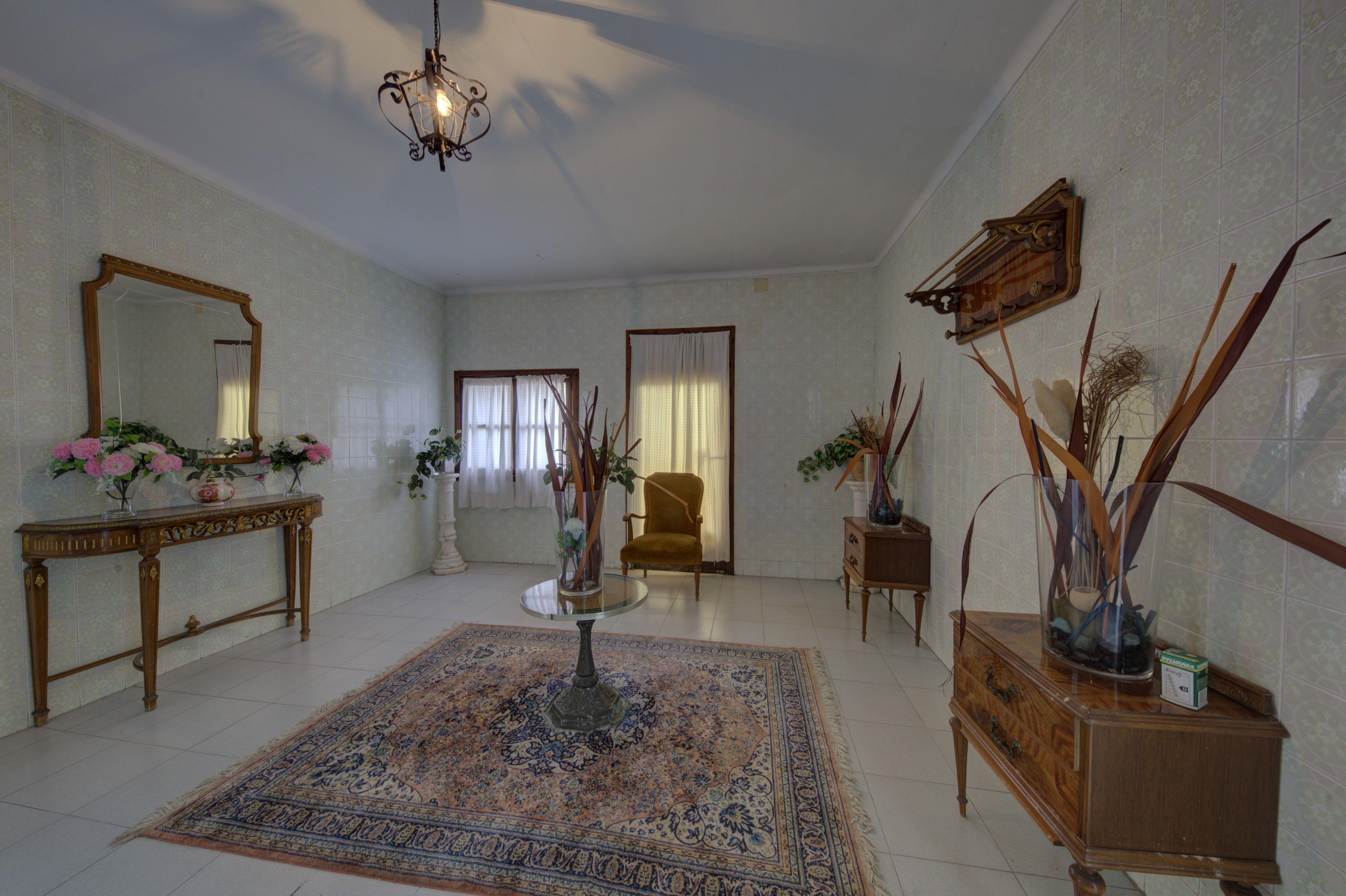 Sala de estar RESTAURANTE SES TRES GERMANES