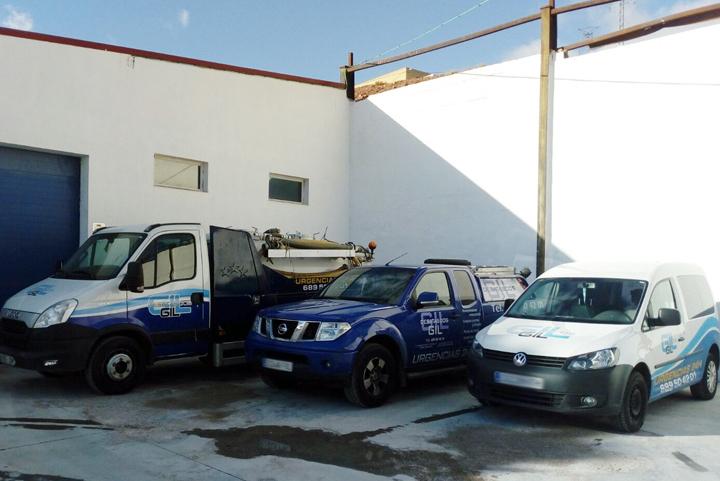 Empresas de desatascos en Zaragoza