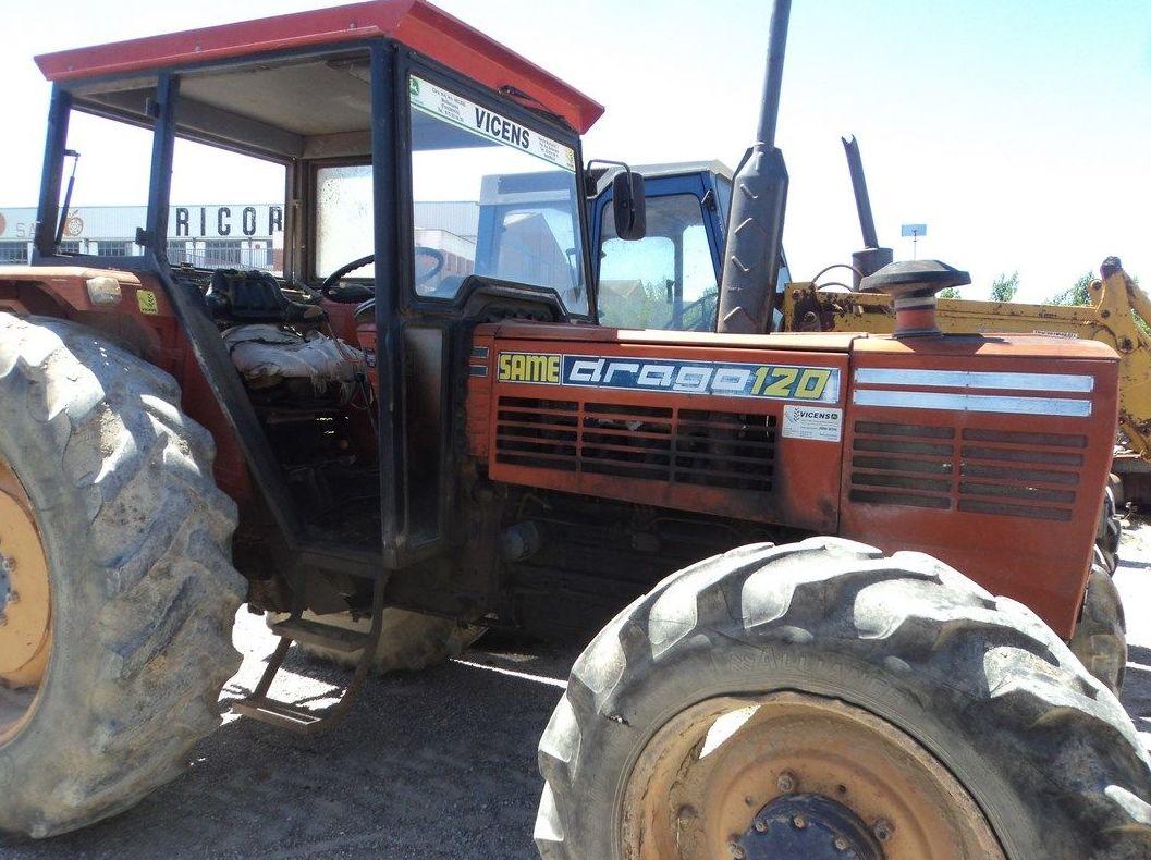Recambios para tractores en Alpicat