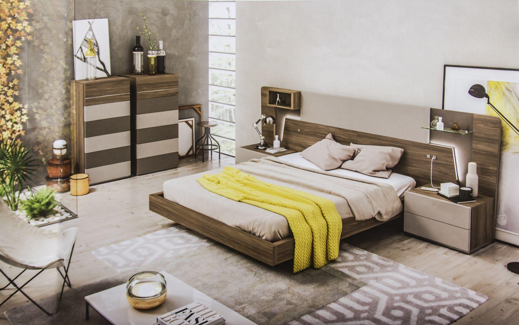 Creamos el espacio perfecto para tu descanso. Muebles Vilu