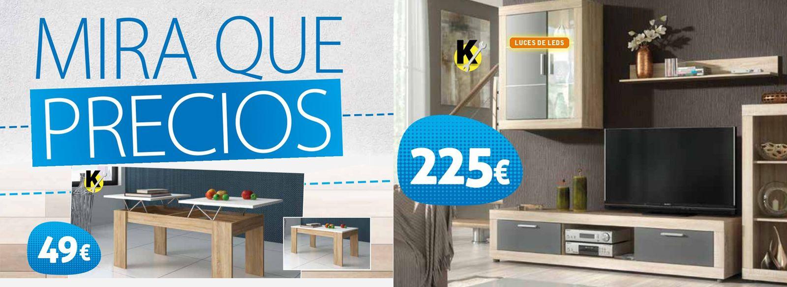 Mira que precios: Servicios de Muebles Vilu
