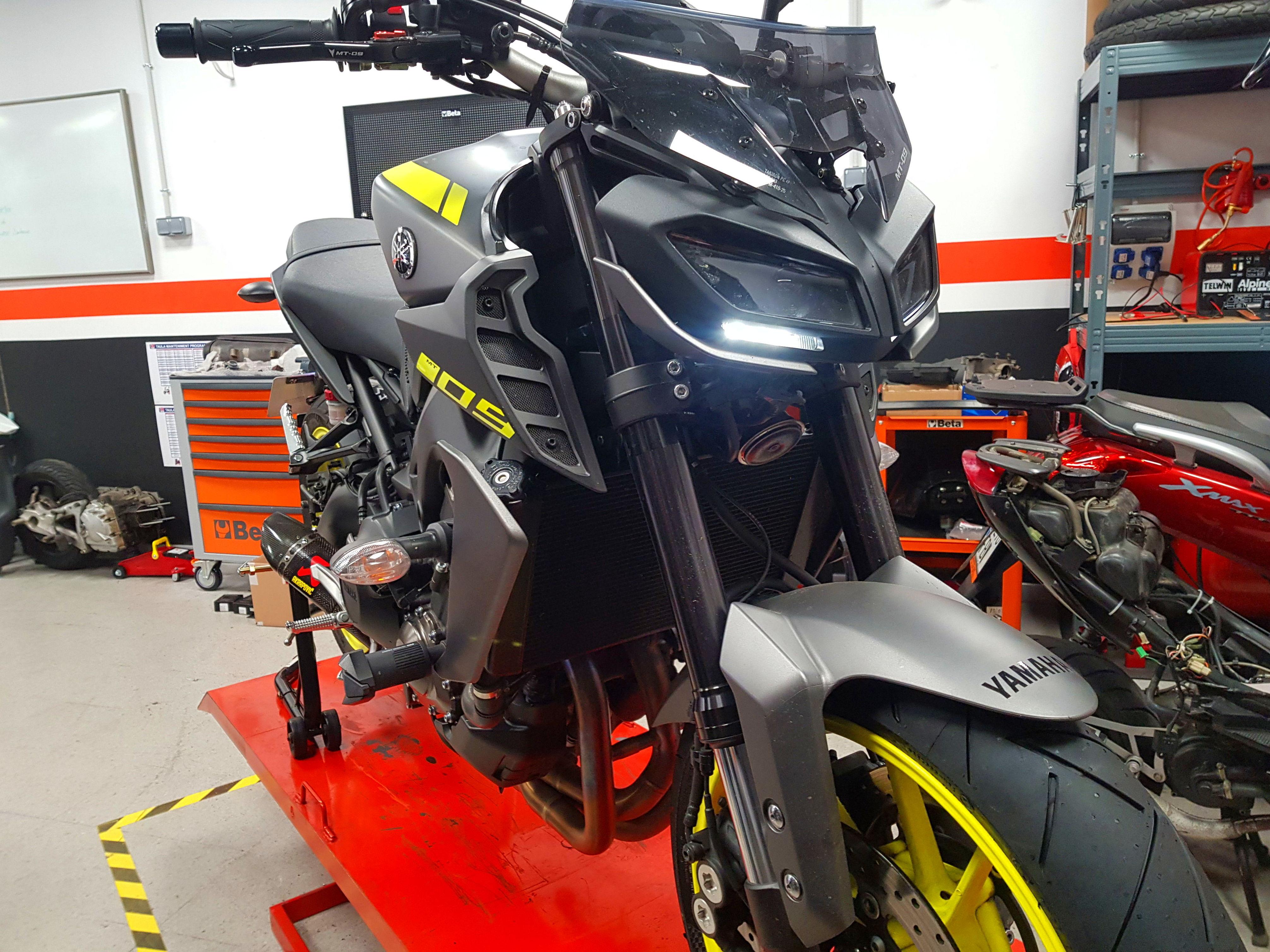 Foto 3 de Taller de motos multimarca en  | Motos Iluro