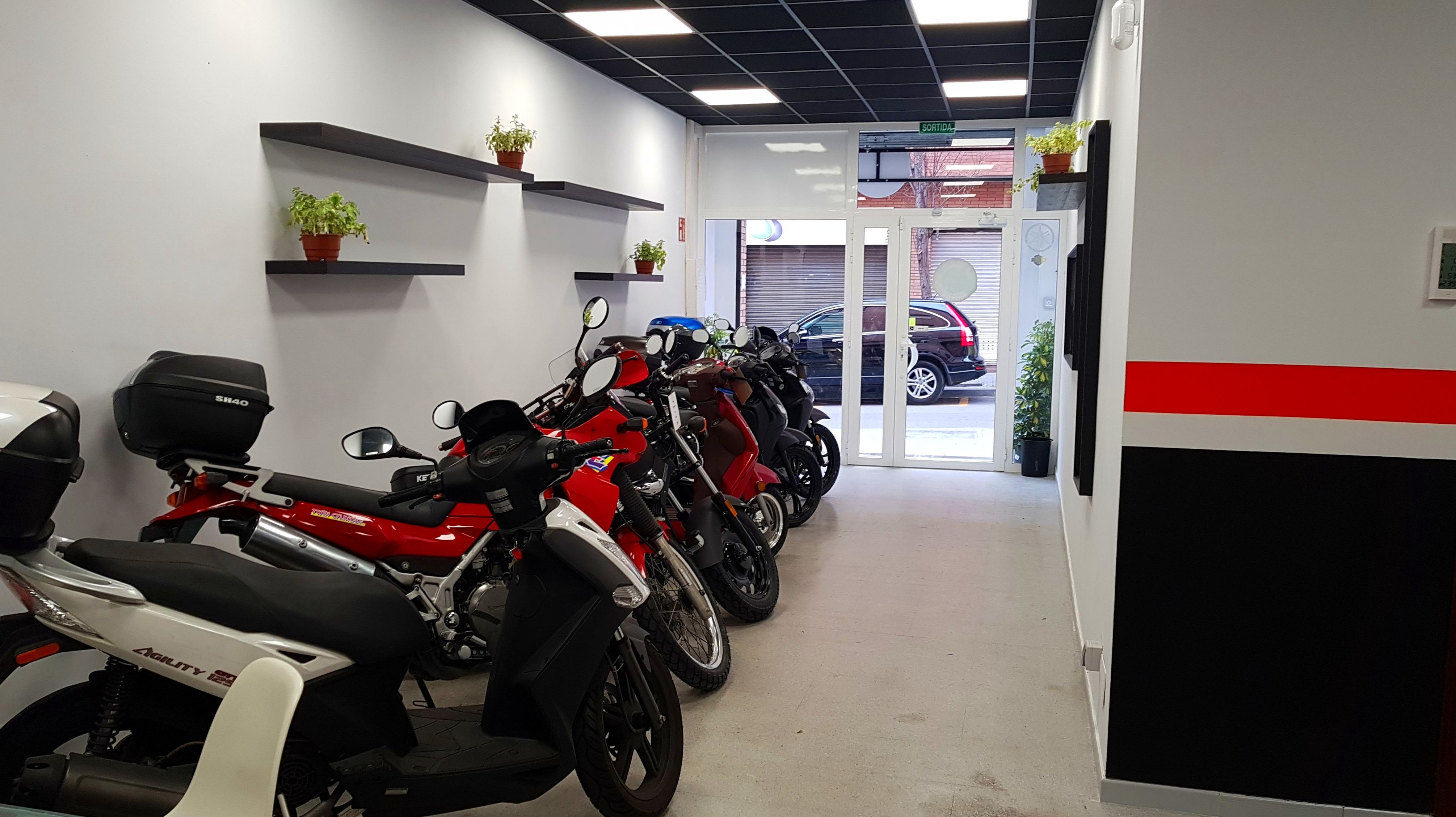 Foto 25 de Taller de motos multimarca en Mataró | Motos Iluro