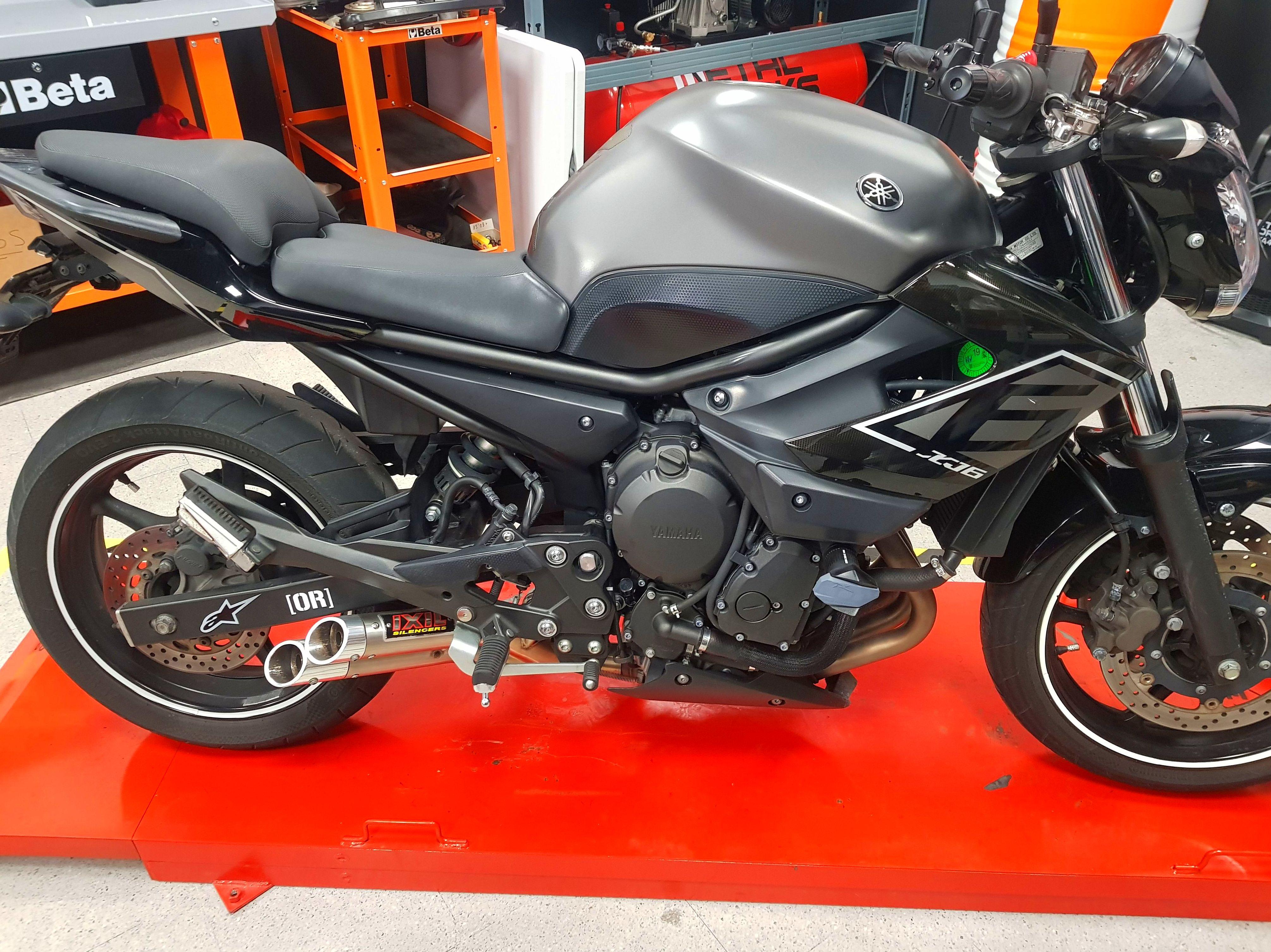 Foto 42 de Taller de motos multimarca en Mataró | Motos Iluro