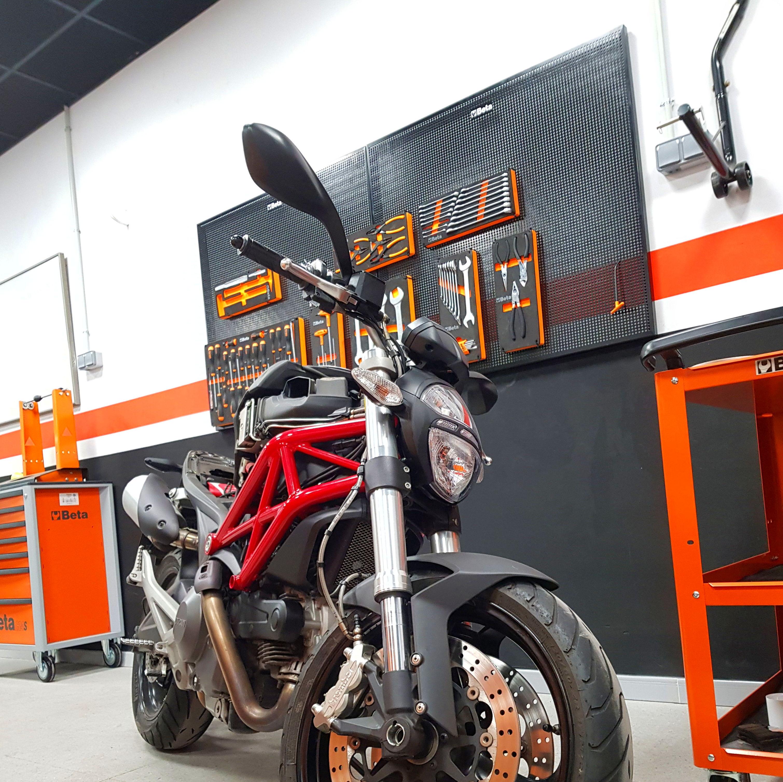Foto 31 de Taller de motos multimarca en  | Motos Iluro