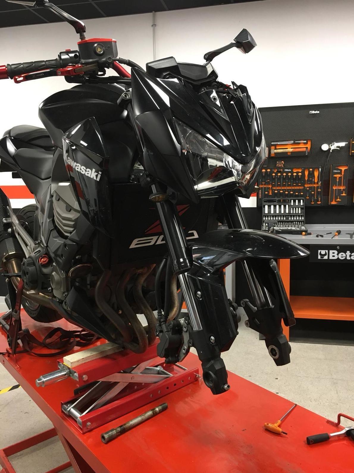Foto 45 de Taller de motos multimarca en  | Motos Iluro