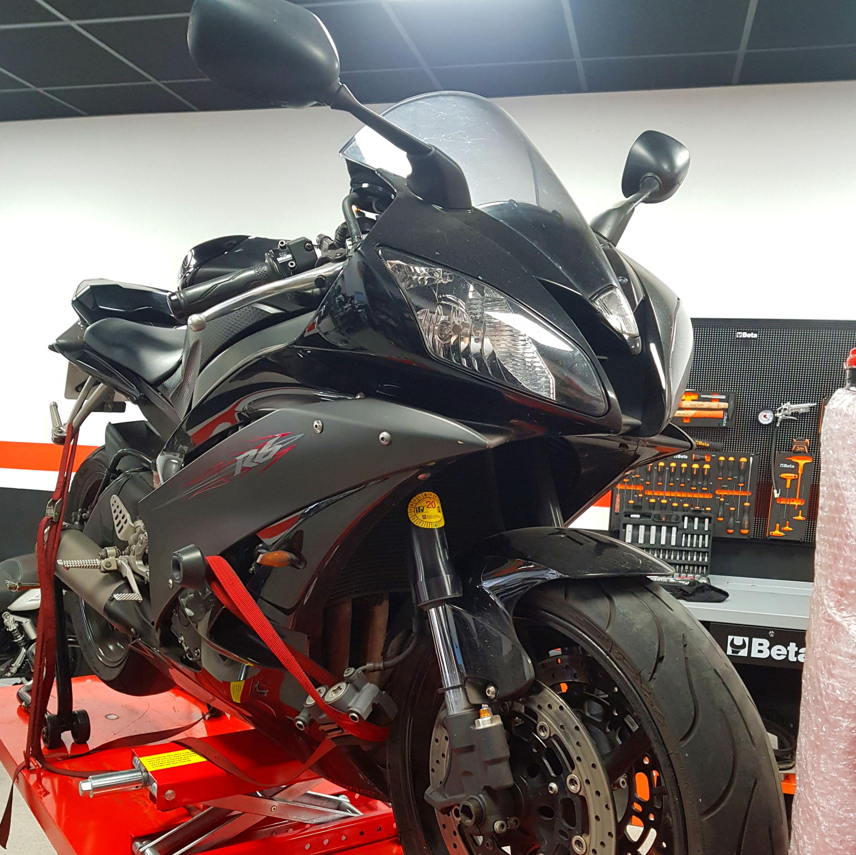 Foto 22 de Taller de motos multimarca en  | Motos Iluro