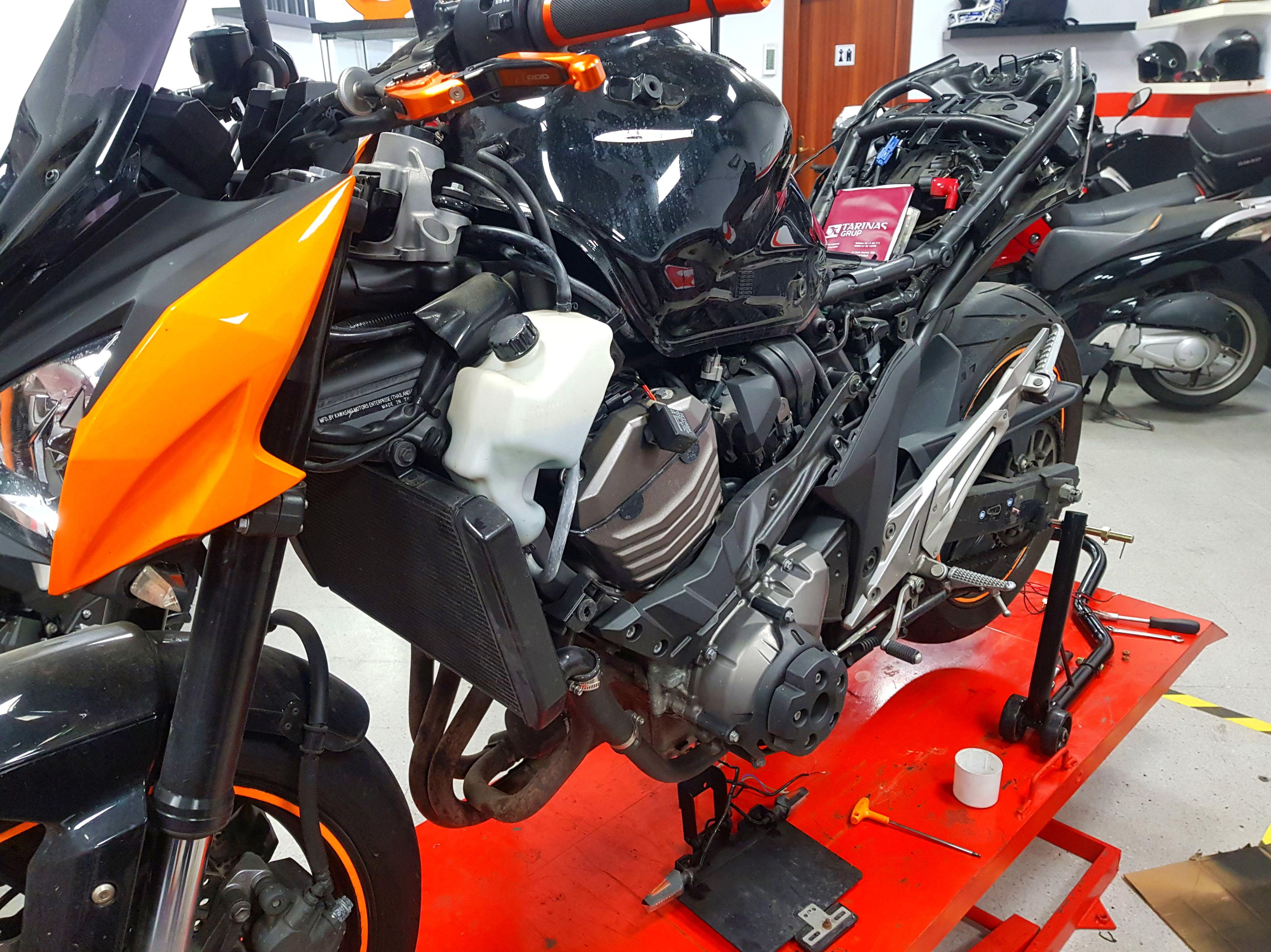 Foto 19 de Taller de motos multimarca en  | Motos Iluro
