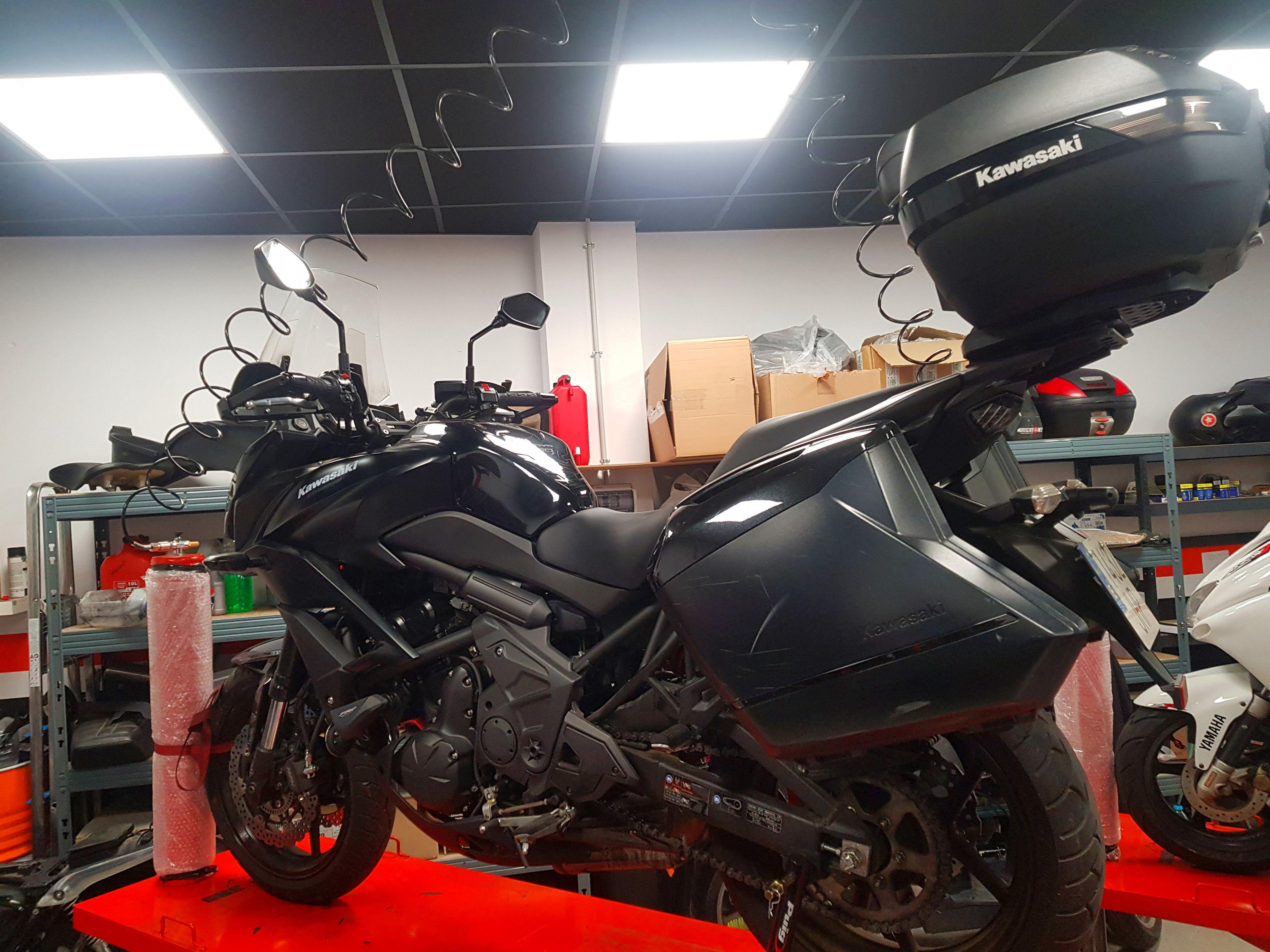 Foto 11 de Taller de motos multimarca en Mataró | Motos Iluro