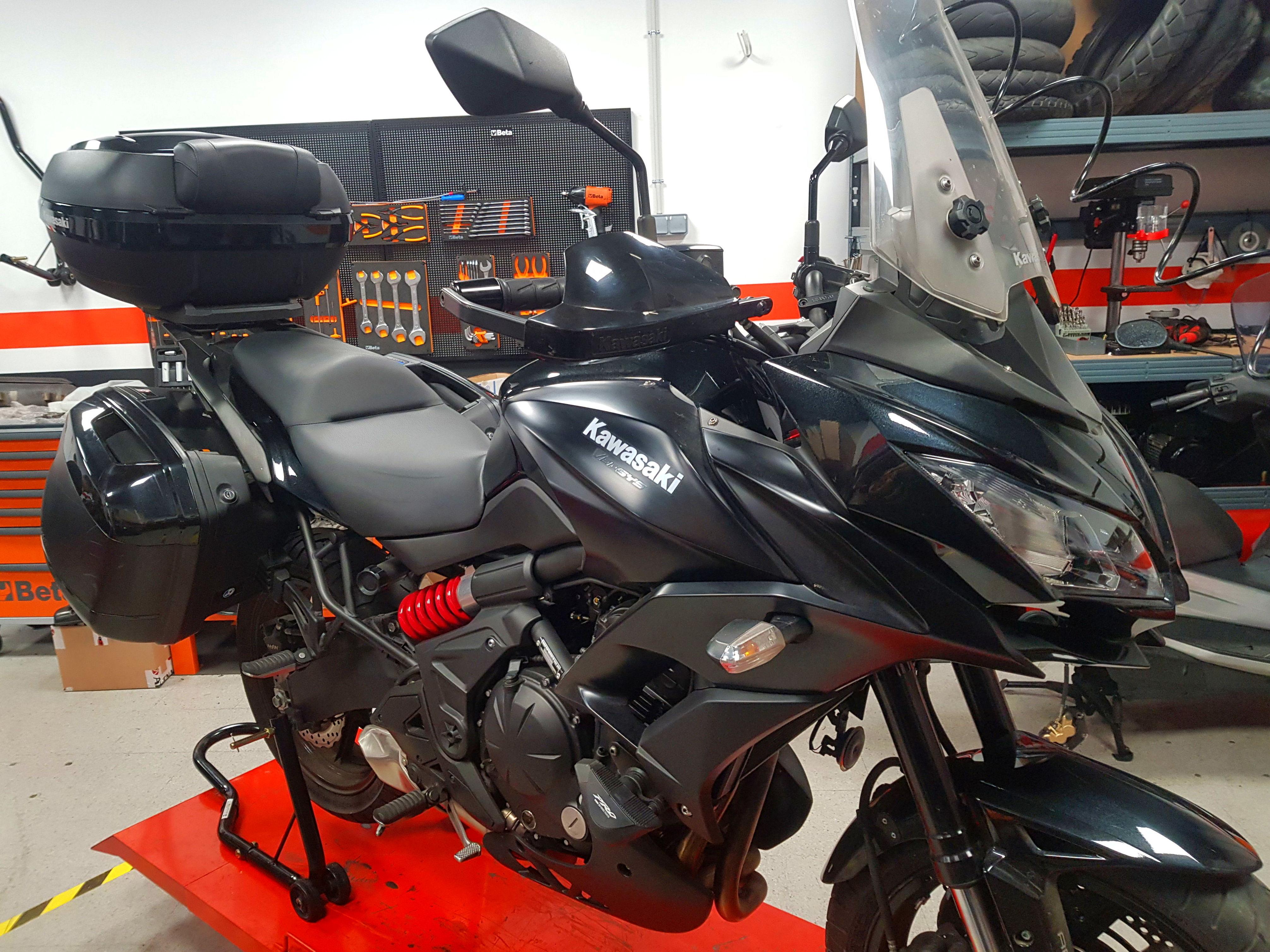 Foto 12 de Taller de motos multimarca en  | Motos Iluro