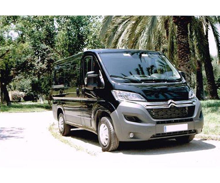 Alquiler de minibuses en Valencia