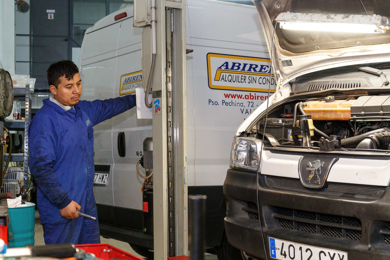 Reparación de vehículos en Valencia