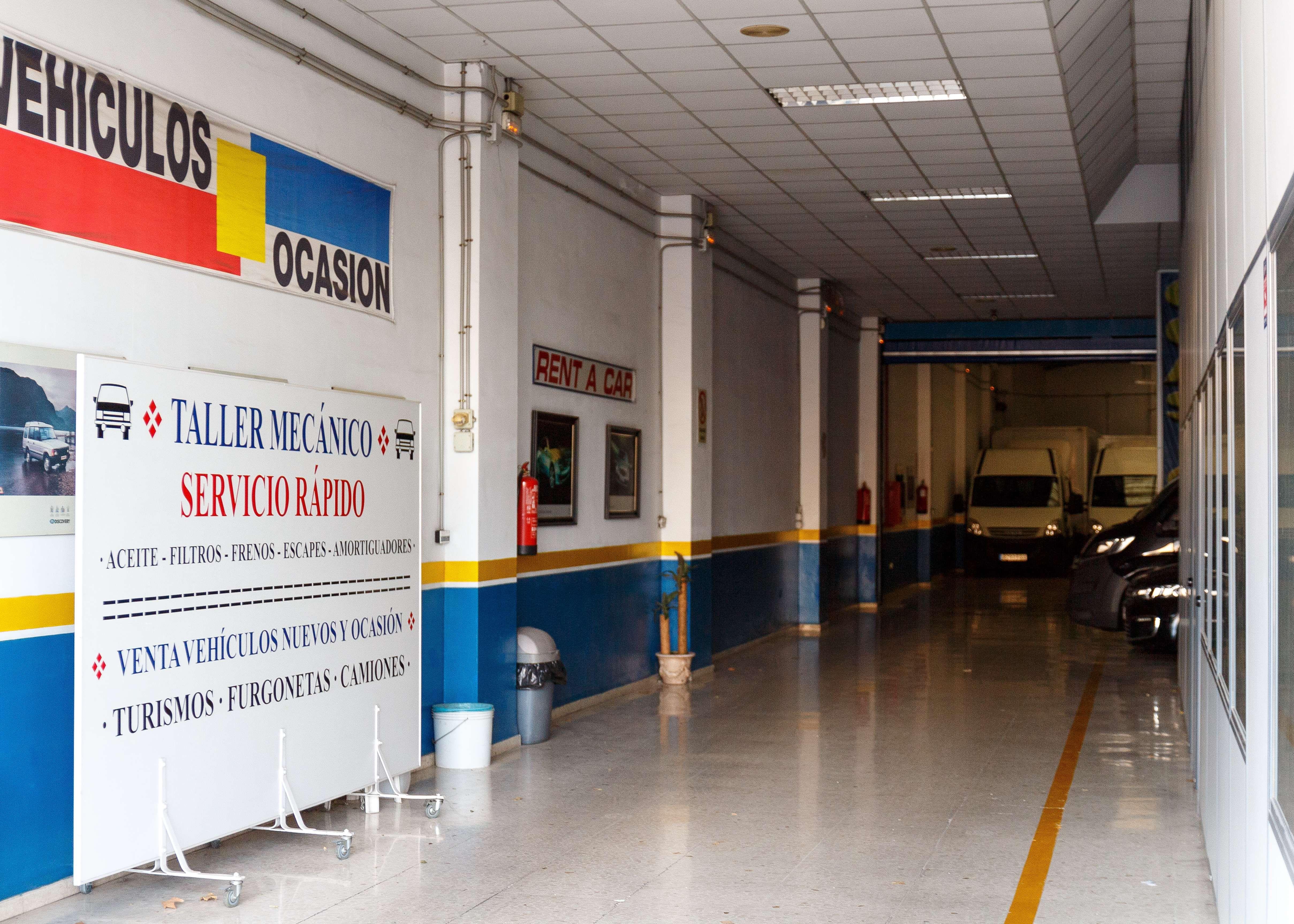 Venta de vehículos en Valencia