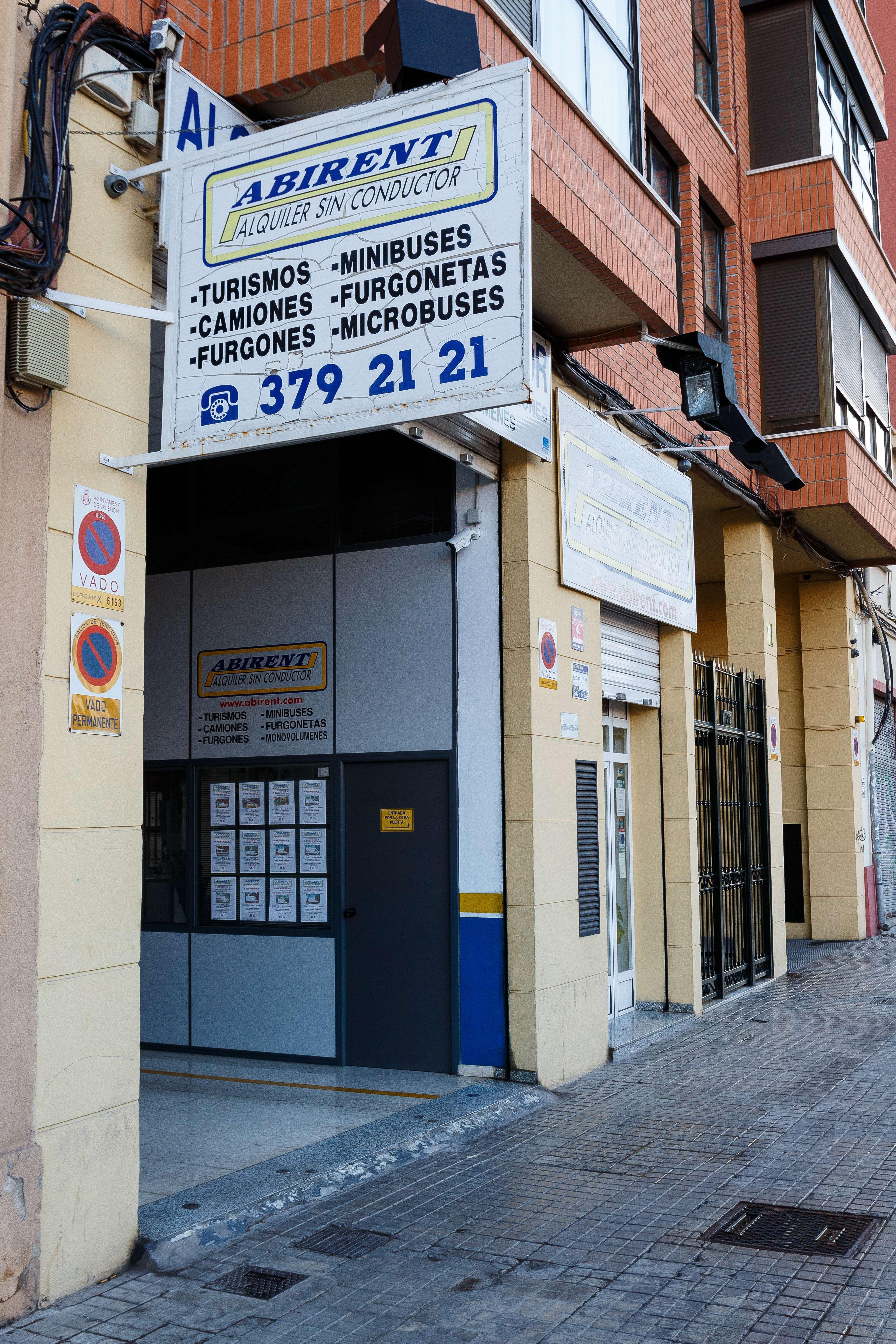Taller de vehículos en Valencia