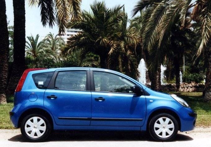 Nissan Note Visia 1.5: OFERTAS de Abirent