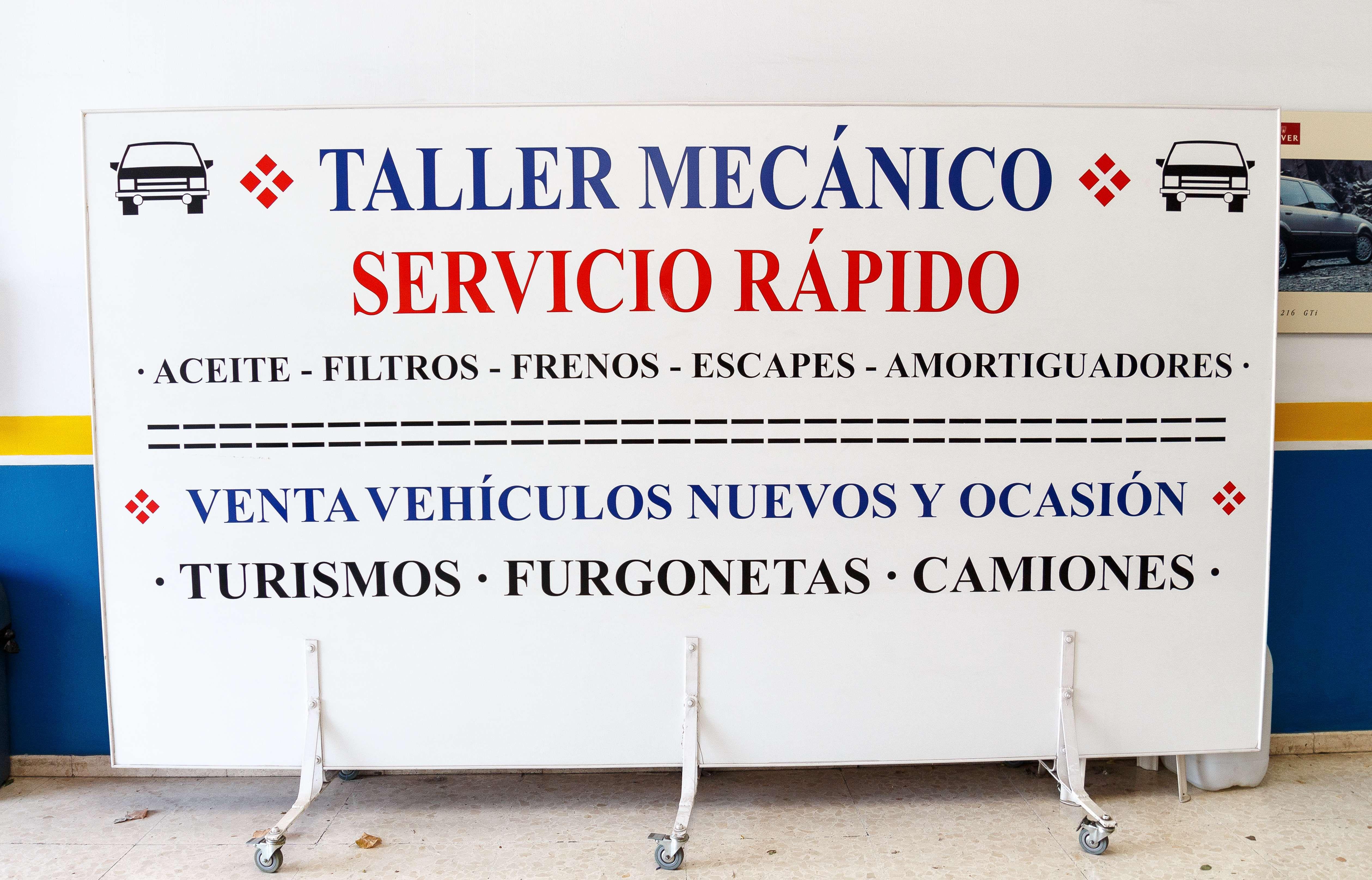 Mecánica de vehículos en Valencia