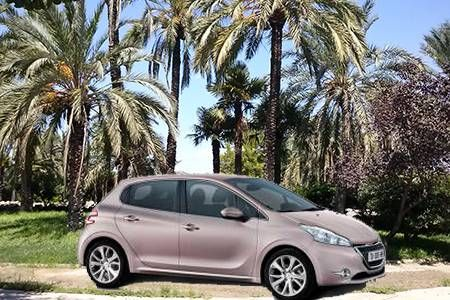 Peugeot 208 Pure Tech 68: OFERTAS de Abirent