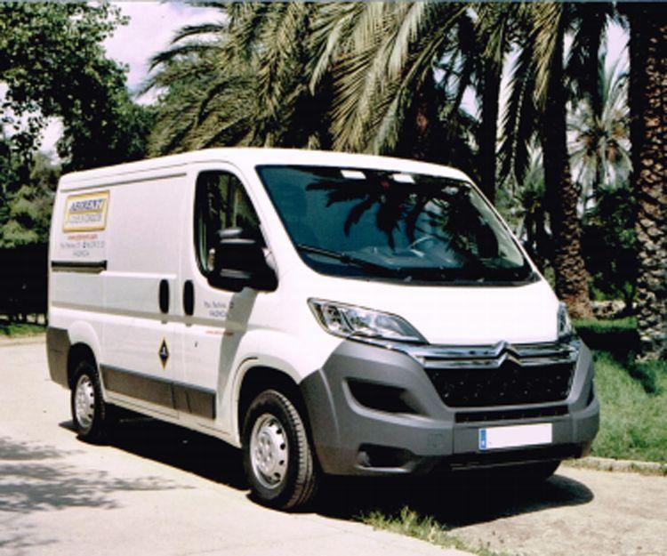 Alquiler de coches y furgonetas en Valencia