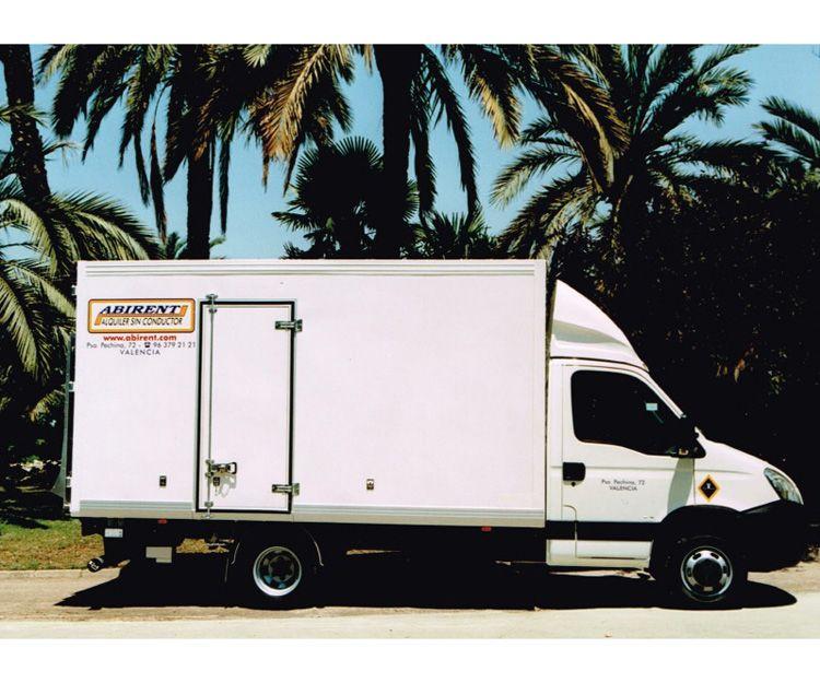 Alquiler de furgonetas en Valencia