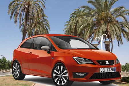 Seat Ibiza 1.0 reference 75: OFERTAS de Abirent