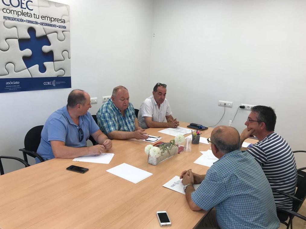 CONTROLWATIO Y COEC TORRE PACHECO FIRMAN CONVENIO DE COLABORACION