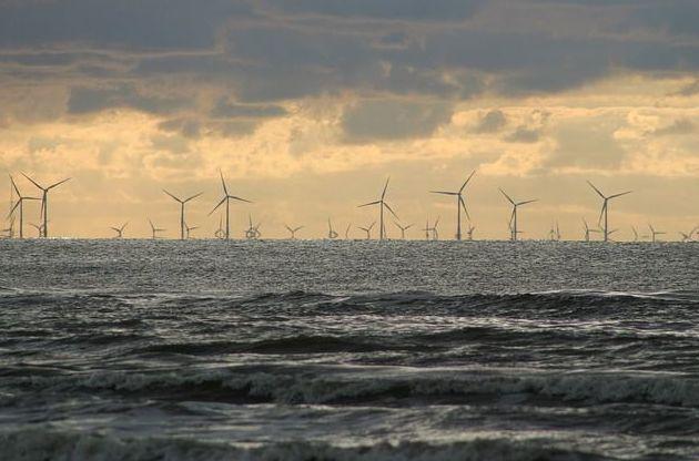 Siemens Gamesa suministrará 487 MW para un parque eólico marino en Bélgica