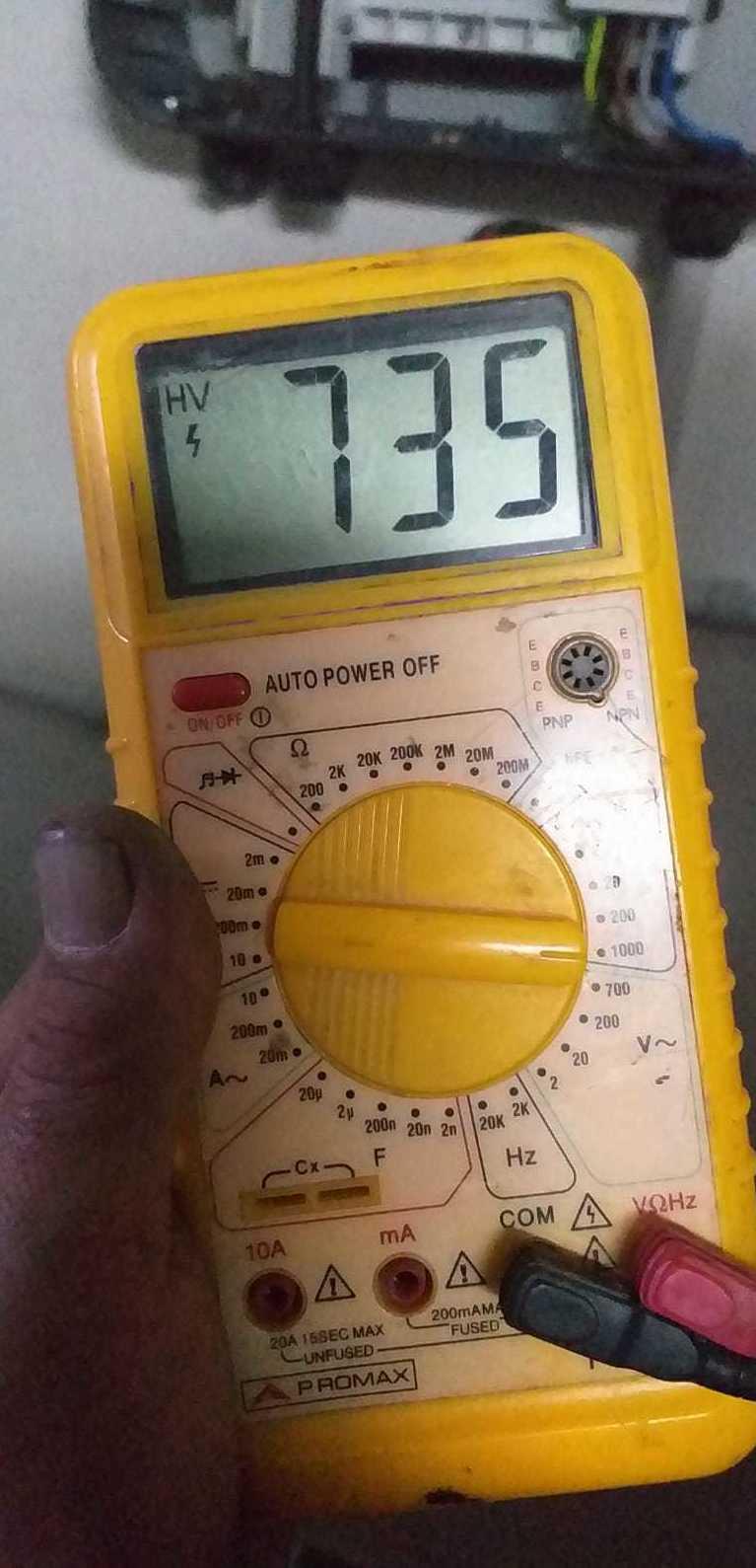 Foto 3 de Servicios de asesoría energética en  | CONTROLWATIO