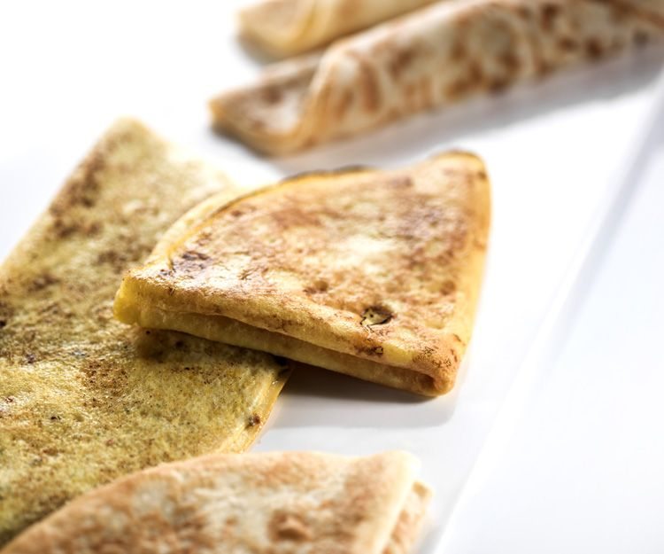 Tortillas del método PNK