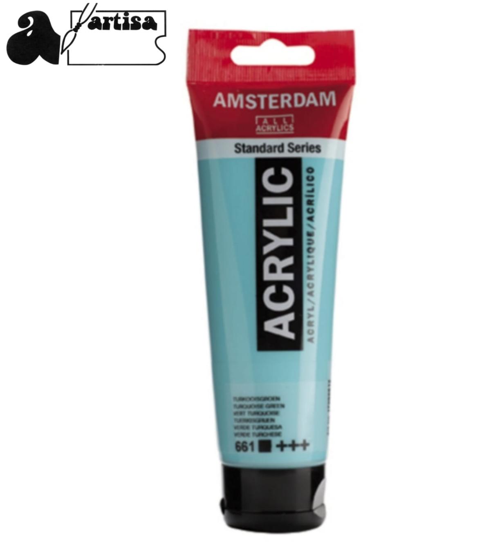 ACRILICO AMSTERDAM: Catálogo de ARTISA