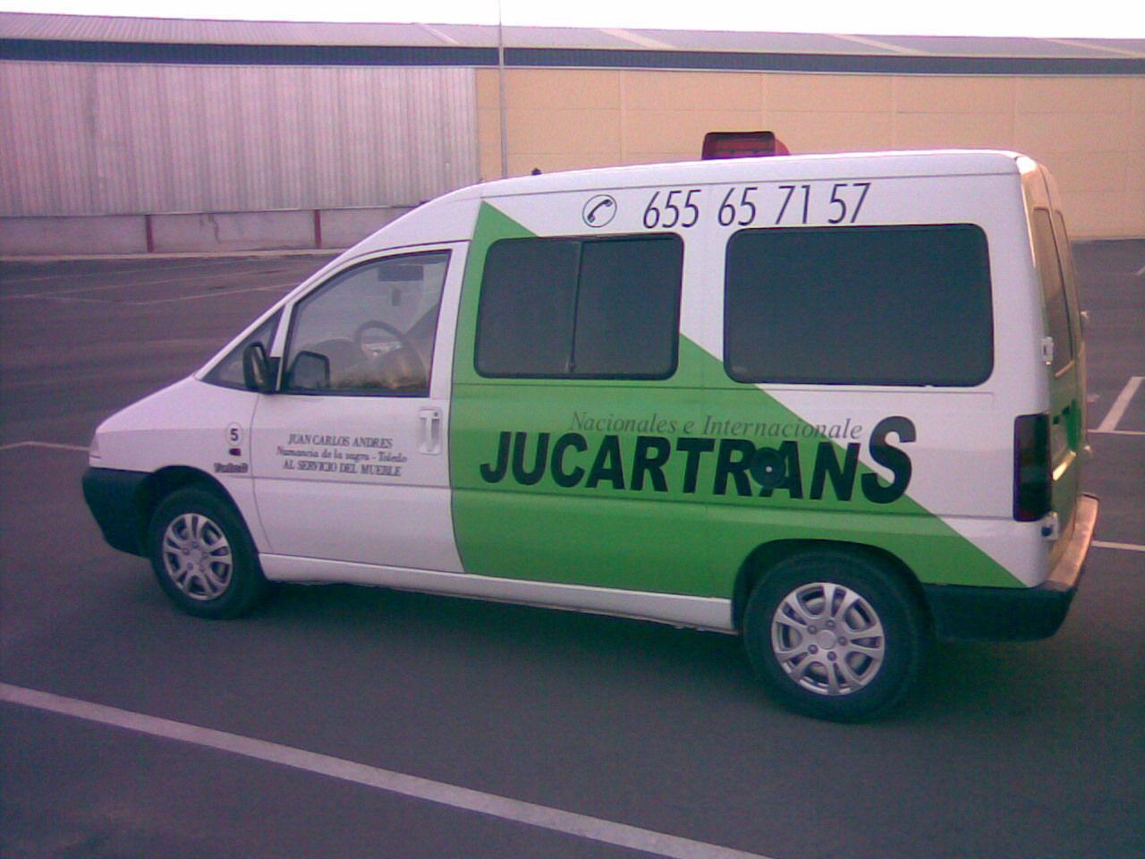 Foto 7 de Transporte por carretera en Yuncos | JUCARTS DISTRIBUCION Y LOGISTICA 2002 S.L