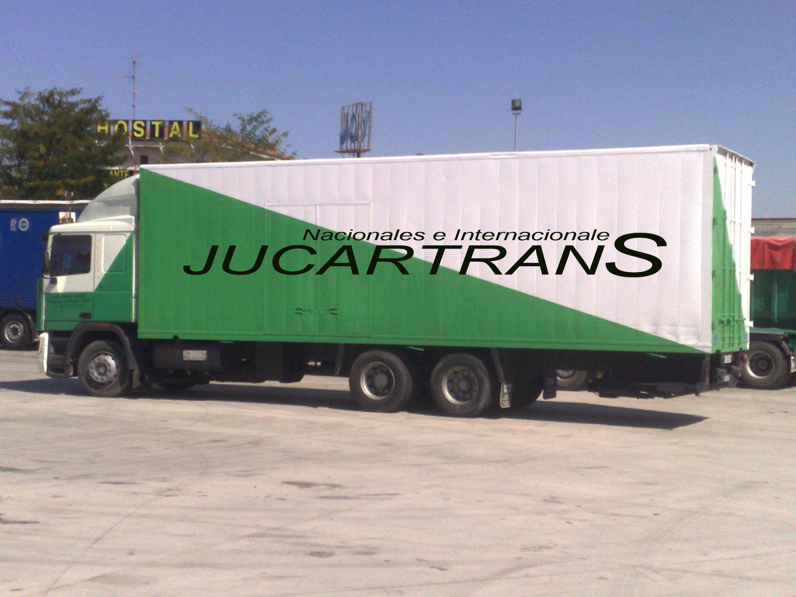Foto 8 de Transporte por carretera en Yuncos | JUCARTS DISTRIBUCION Y LOGISTICA 2002 S.L