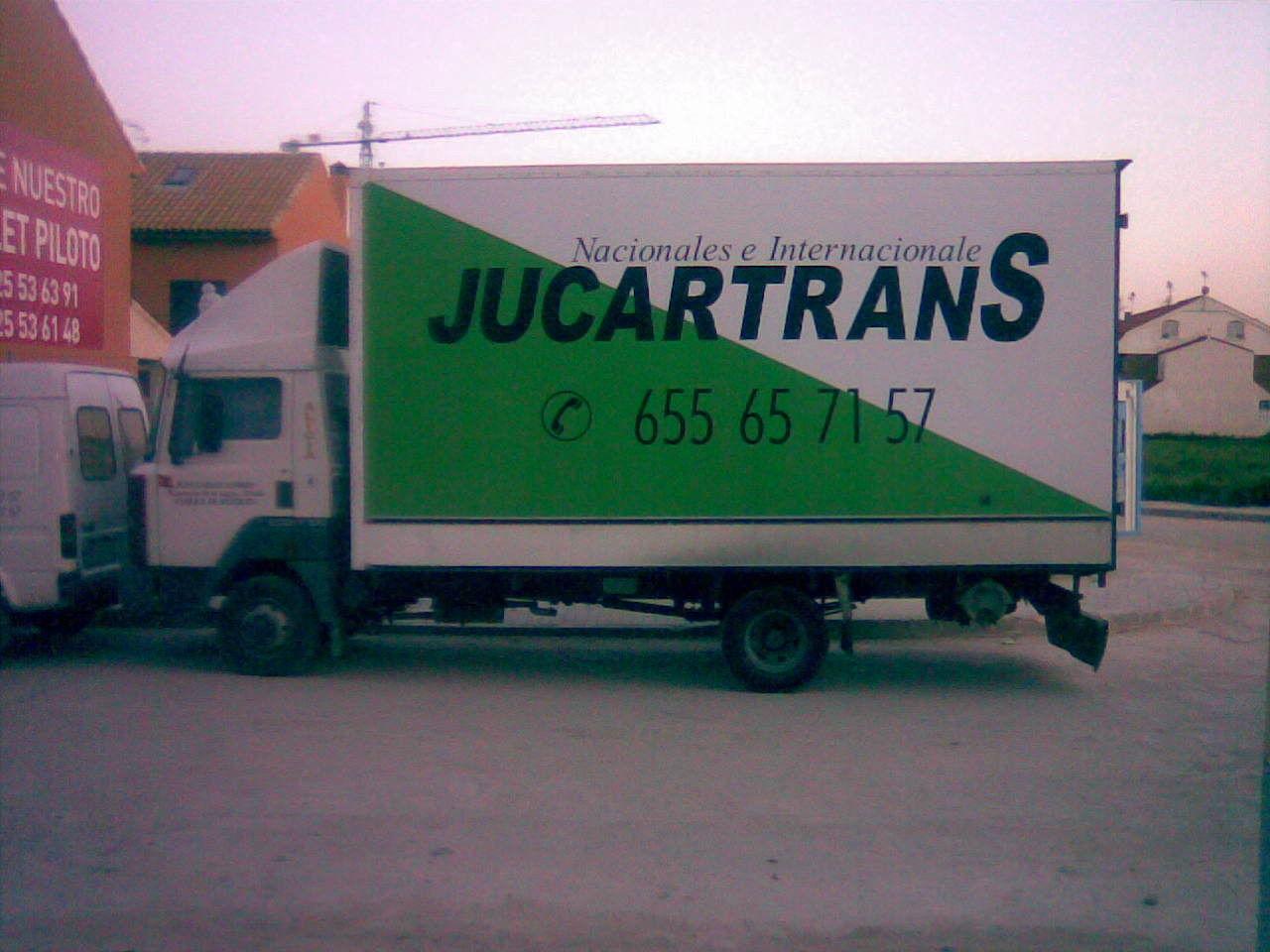 Foto 5 de Transporte por carretera en Yuncos | JUCARTS DISTRIBUCION Y LOGISTICA 2002 S.L