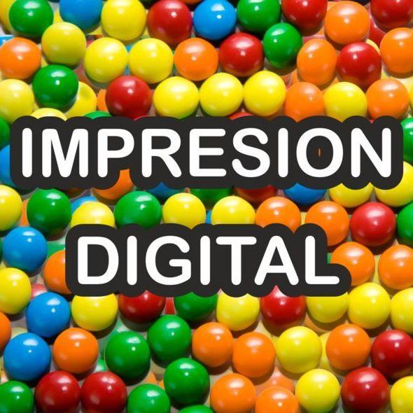 Impresión digital en Badajoz