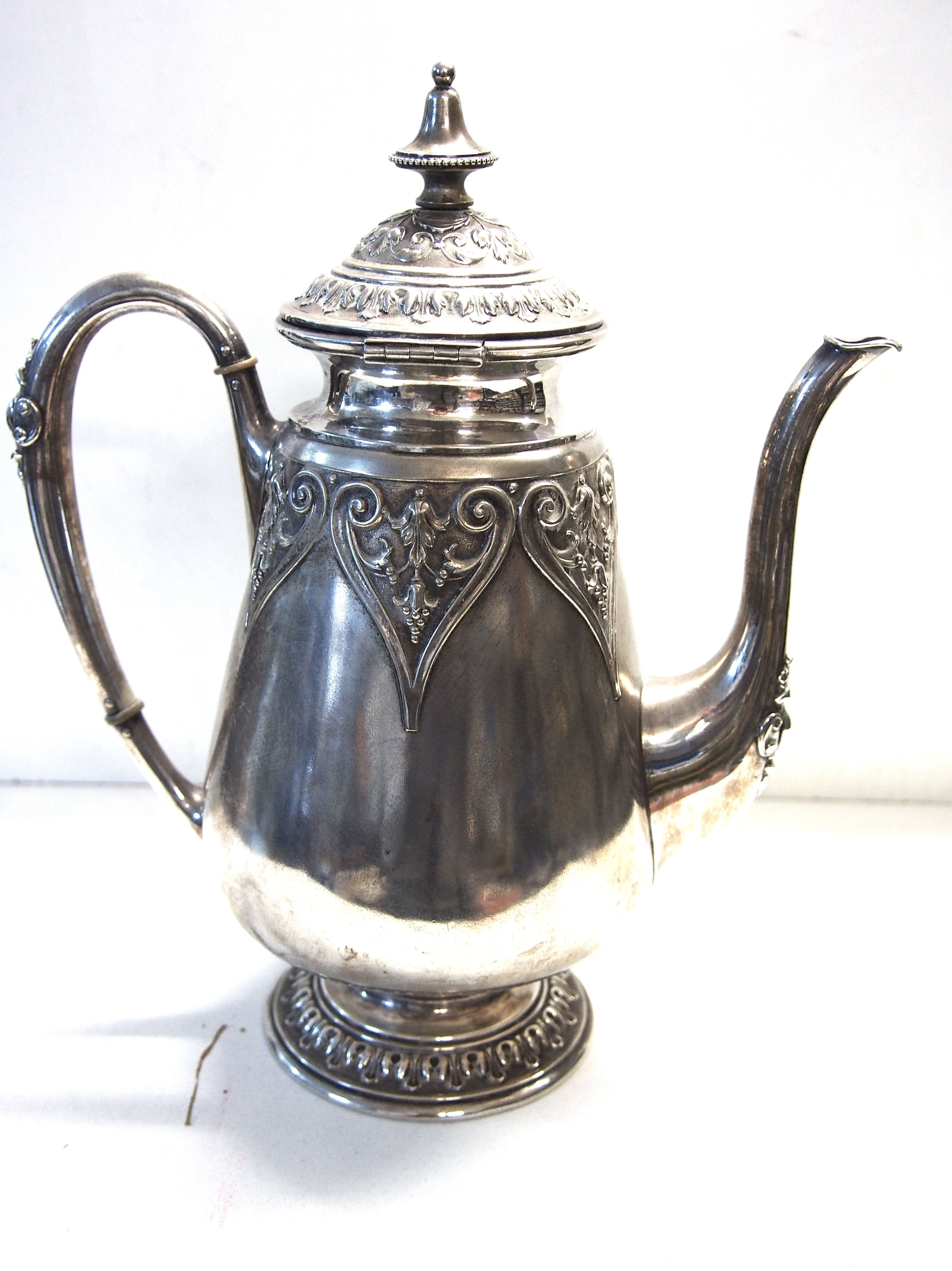 Cafetera Vintage.