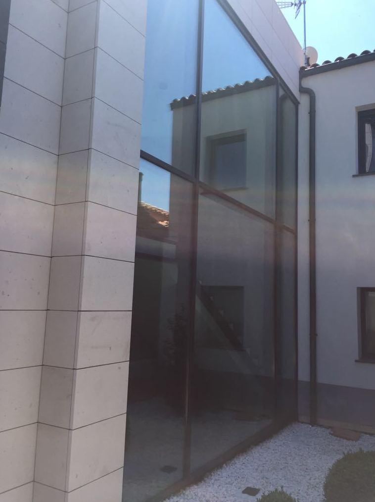 Foto 18 de Carpintería de aluminio, metálica y PVC en Burgos | Aluminios Rilova