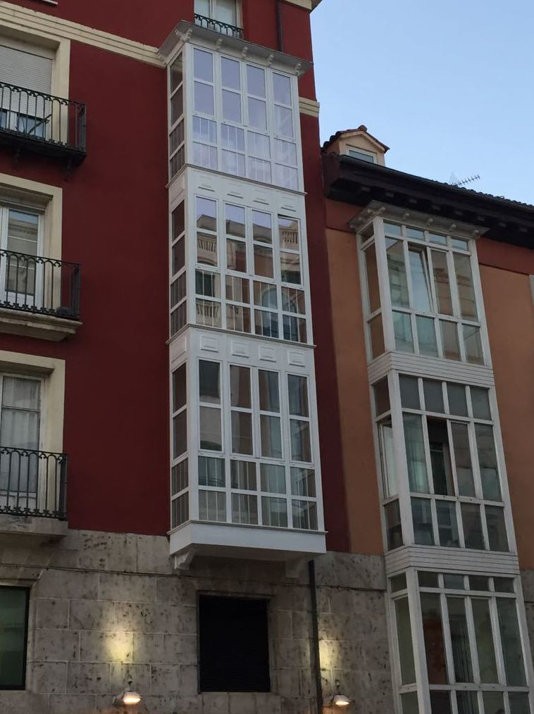 Foto 9 de Carpintería de aluminio, metálica y PVC en Burgos | Aluminios Rilova