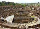 El Coliseo se ha inclinado unos 40 centímetros