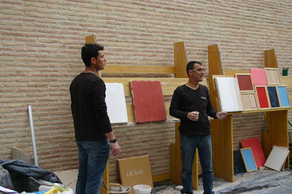 Empresa especializada en estuco en Murcia