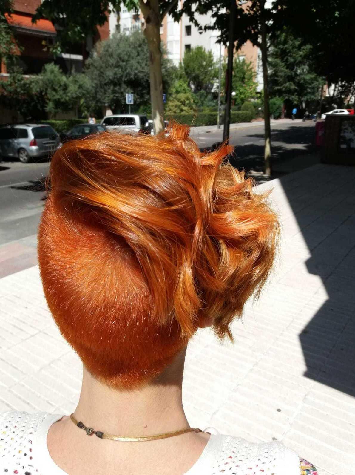Ultimas tendencias en corte y color de pelo en Arganzuela