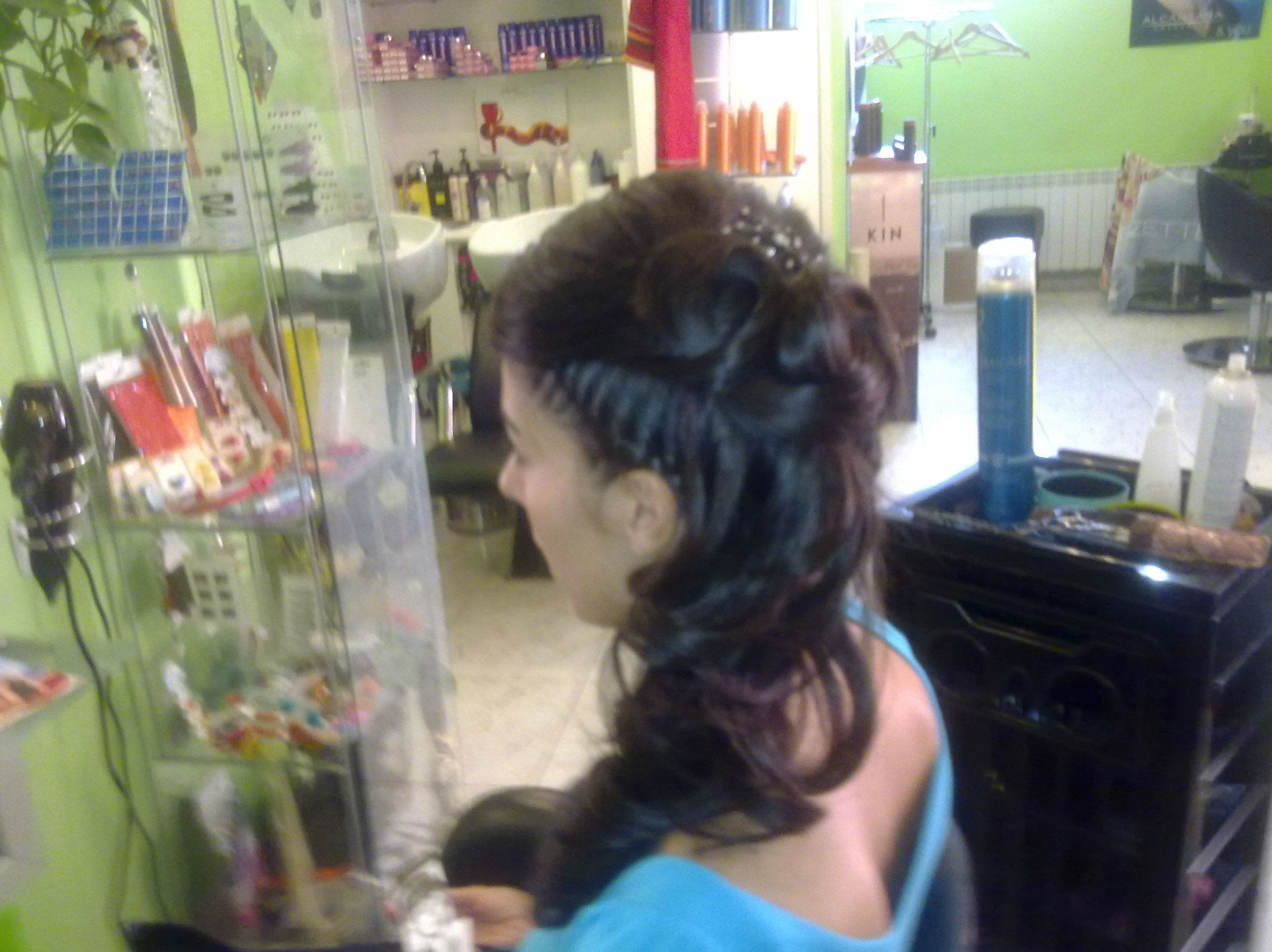 Corte y Peinado Legazpi, Madrid