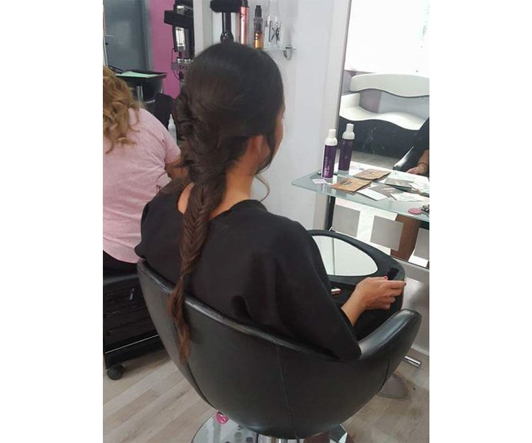 Extensiones de pelo natural en Madrid