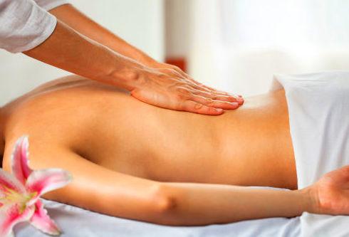 Oferta bono masaje relajante