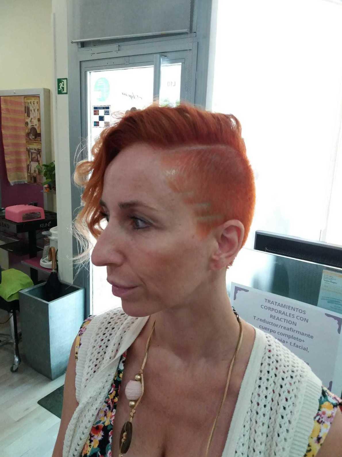 Cambios de look en Arganzuela