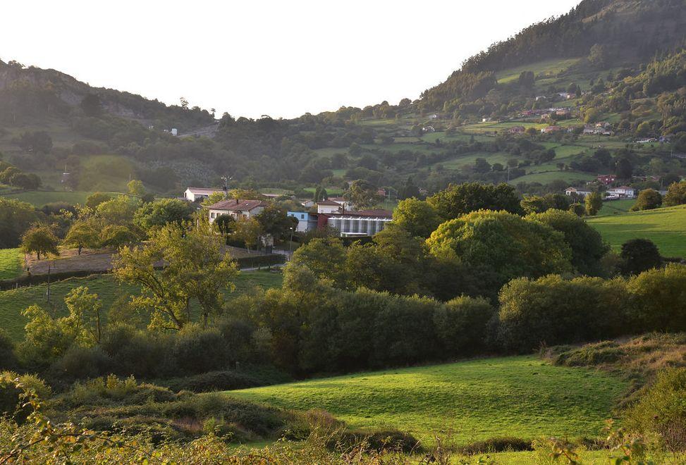 Elaboración de sidra natural en Sariego, Asturias